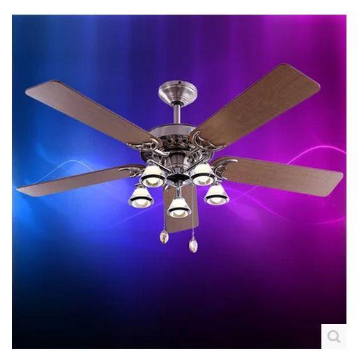 Aliexpress.com : Buy Deluxe Decorative Ceiling Fan Lights