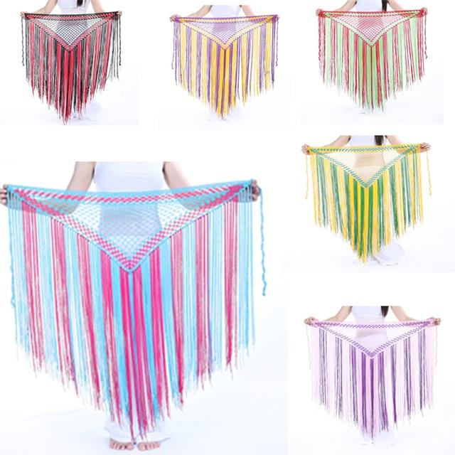 Aliexpress.com: Comprar Mano crochet belly dance hip bufanda ...