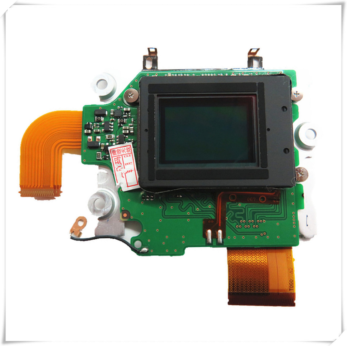 100% Original D7200 CCD CMOS Image Sensor With Perfectly Low Pass filter Glass For Nikon D7200 fpga based intellegent sensor for image processing