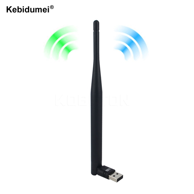 US $11 55 28% OFF|2 4GHz & 5GHz USB 433Mbps Wireless Dual Band Wifi Antenna  Internet Adapter Mini Wi fi Network Lan Card UNT W03 MT7610UN-in Network