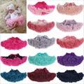 NUEVA 20 Colores Newborn Tutu Falda Impresionante Recién Nacido Apoyo de la Foto Chica Tutú de La Falda 3-24 meses Bebé Falda de Fiesta Tutu Petticoat
