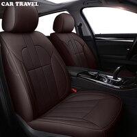 Автомобильные путешествия кожаный чехол автокресла для Haval H1 H2 H3 H5 H6 H8 H9 H7 H2S M6 H4 F5 F7 автомобилей чехол на сиденье автомобиля укладки
