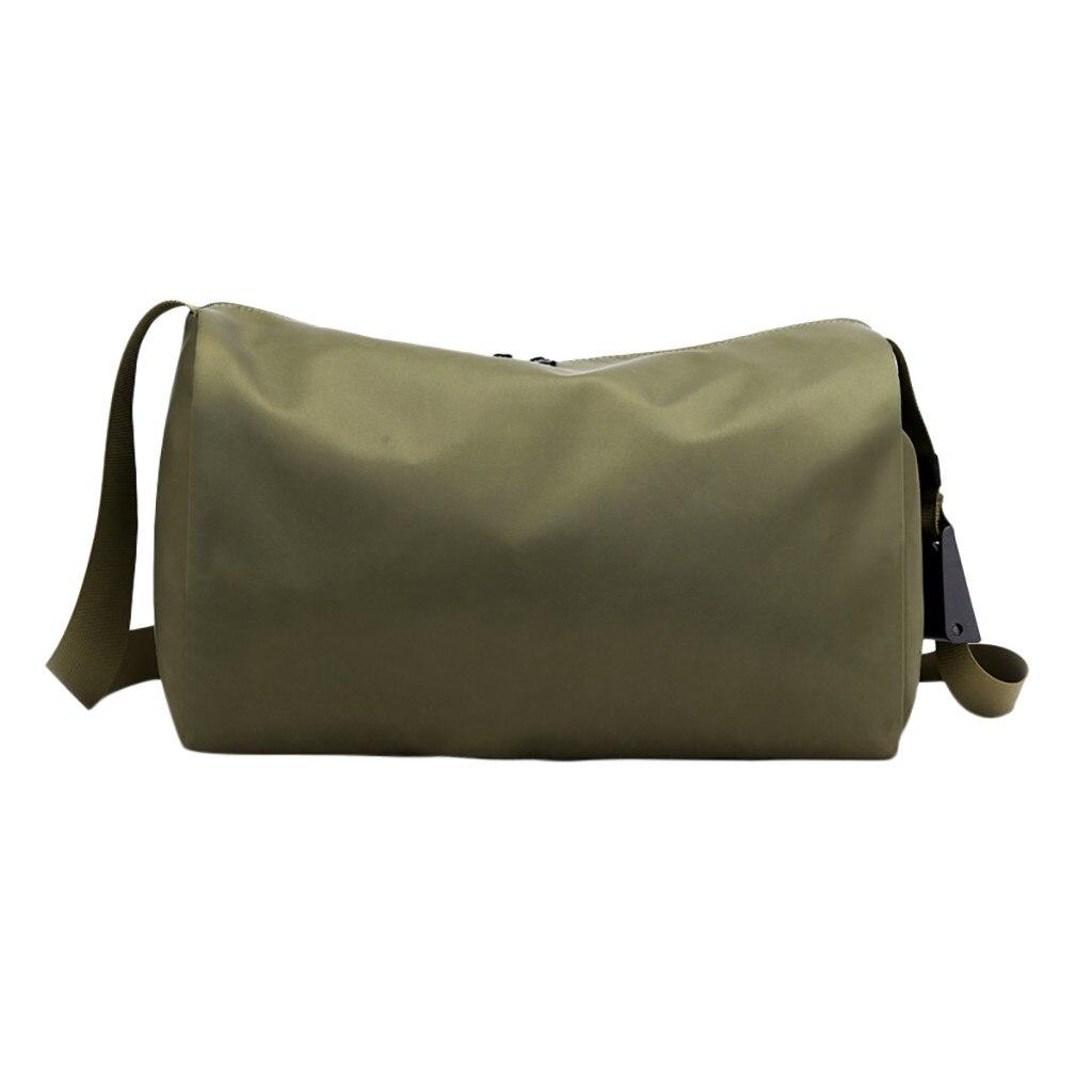 Travel Luggage Duffle Bag Lightweight Portable Handbag Surreal Trees Large Capacity Waterproof Foldable Storage Tote