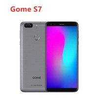 GOME S7 PK (GOME U7) 5.7 inch Smartphone 4GB RAM 64GB ROM Octa core 4000 mAh cell Phone