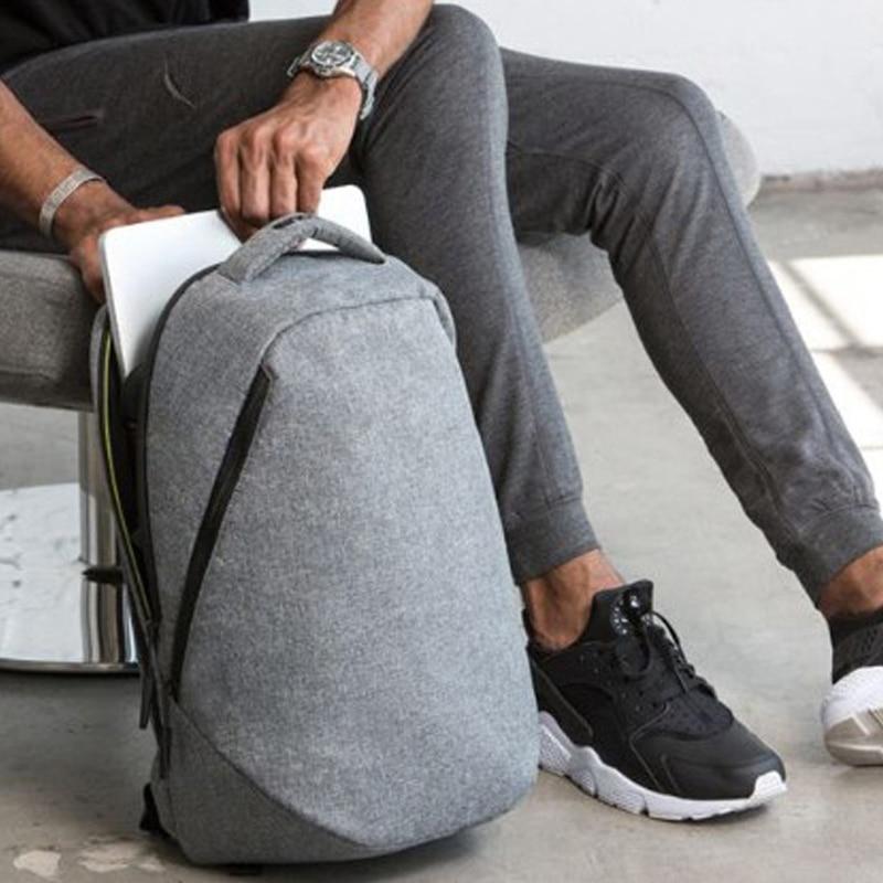 Image 2 - Tigernu Brand USB Charging Backpacks Men Light Slim Minimalist  Fashion Women Backpack school bag 14  17 Laptop Backpackcharging  backpackwomen backpacks school bagbackpack school bag
