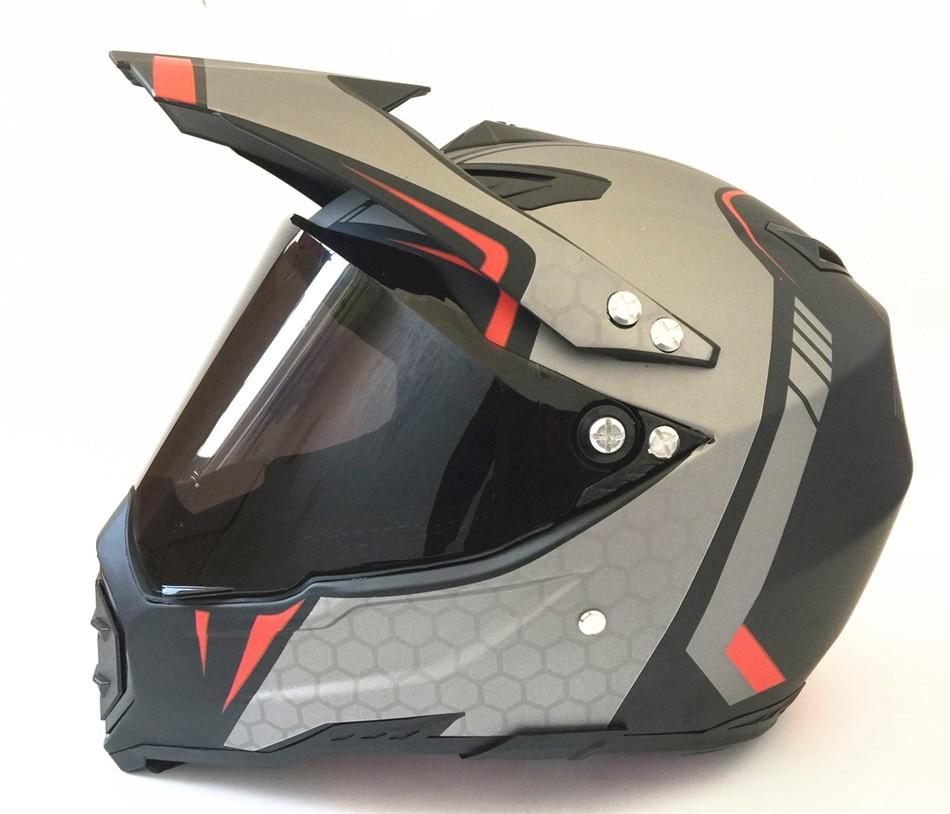 Free shipping helmet Motorcycle Motocross capacetes cascos para moto cross helmets predator casco motocross viseira downhill