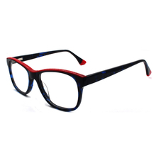 Reven Jate 8040 Acetate Glasses Frame Optical Eyeglasses Prescription for Men and Women Eyewear