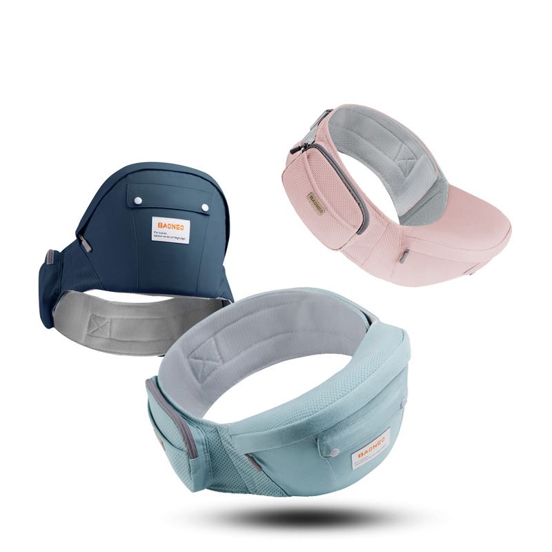 BN Multifunctional Baby Carrier Waist Stool Stool Four Seasons Breathable Holder Front Hold Single Stool