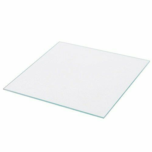 320x310x4mm Borosilicate Glass Build Plate for 3D Printer Glass Bed 310x320 Square