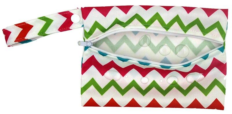 14 * 20 cm almohadillas de lactancia lavables bolsas mojadas bolsas - Pañales y entrenamiento para ir al baño - foto 3