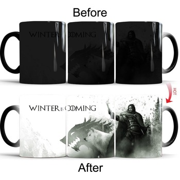 Color Changing Mug Game Of Thrones 3