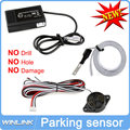 2015 Auto Electromagnetic Parking Sensor Car Reverse Parking Assistance Radar System No drill No hole easy installtion