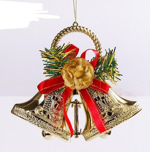 Manualidades De Navidad Campanas.66 13 Colgante Campanas Colgantes Adornos Arbol De Navidad Campanas Colgantes Decoracion Del Partido Cascabeles Navidad Manualidades 15 Cm Oro Gota