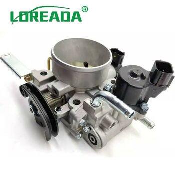 MR560120 MR560126 MN128888 91341006900 дроссельная заслонка в сборе дроссельные клапаны подходит для Mitsubishi Southeast Lancer 4G18 двигатель