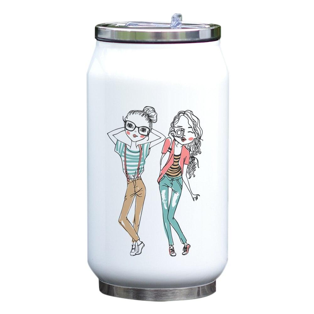 Vac/ío aislado botella de agua de acero inoxidable Itian Frasco mantener sus bebidas caliente y fr/ía Perfecto para los deportes al aire libre