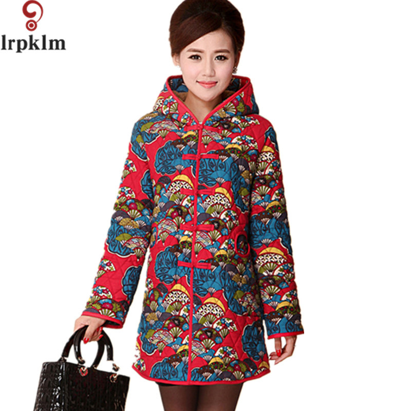 Winter Warm Coats Women Wool Slim Thick Wool Coat Winter Jacket Women Snow Parkas Outwear Hooded Overcoat Plus Size 5XL LZ163 fitaylor winter jacket women coats plus size thick cotton coat hooded parkas women winter coat warm long 3xl 4xl 5xl overcoat