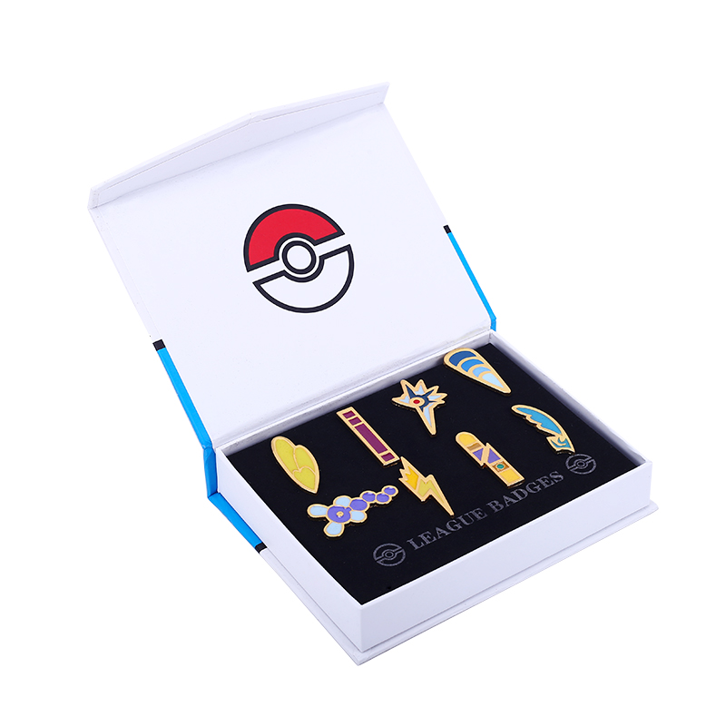 2017 Hot Selling Pokemonee Badge Brooch Small Figures Toy Zinic Alloy Brooch Pokemonee A ...