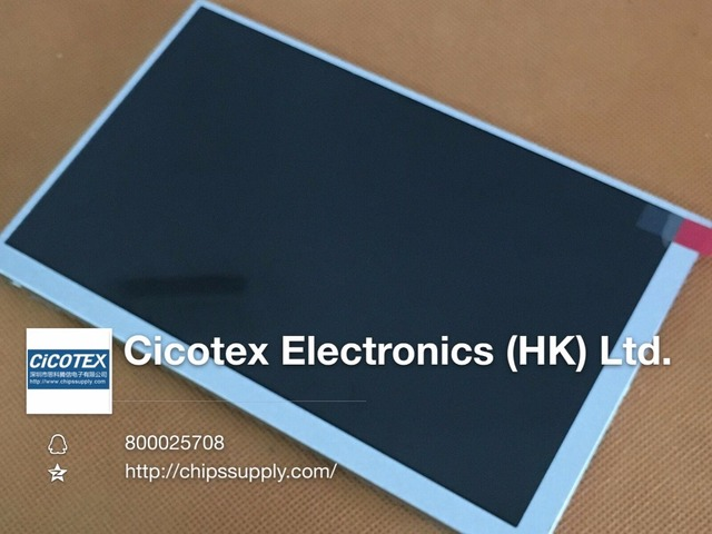 5 шт. AT070TN83V. 1 AT070TN83 V.1 ATO70TN83 ATO7OTN83 7 inch TFT LCD ЦВЕТНОЙ ЖК-Экран модули 800*480 оригинал (15:9)