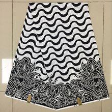 23281191c black and white super wax hollandais ankara african wax print fabric guinea  brocade fabric cotton material. 12 Colors Available