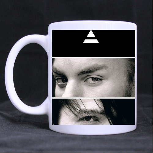 Jared Leto 30 Seconds To Mars mugs gifts Tea art friend gift wine milk beer novelty tea cup birthday gifts