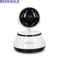 REDEAGLE 720P Wireless Pan Tilt WiFi IP Camera Security Surveillance CCTV Network IR Night Vision Wi