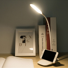 LED Touch On/off Switch 3 Modes Desk Lamp Eye Protection Desk Light foldable Dimmer USB Led Table Lamp for Children Kids Reading стоимость
