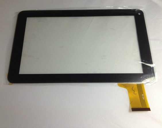 New 9 inch Tablet +Screen Film QSD E-C9005-02 50Pins Touch Screen Touch Panel glass Digitizer Replacement Free Shipping new touch screen touch panel glass digitizer replacement for 9 inch cce t935 e foston m988 tablet free shipping