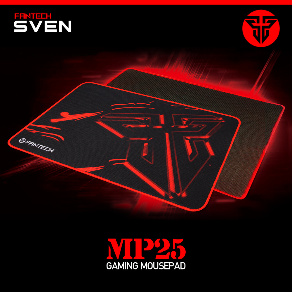 FANTECH speed version Gaming Mouse Pad for Dota2 Diablo 3 CS smooth Mousepad Rubber mouse pad wholesale MP25 250*210*2mm