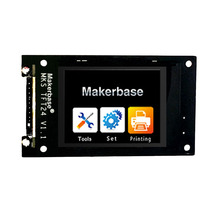 MKS TFT24 touch screen smart controller display 3D Printer lcd splash screen support wifi APP Cloud printing multi-language цена в Москве и Питере