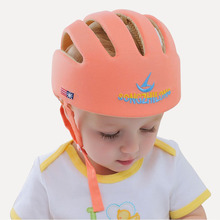 Baby Helmet Safety Protective For Babies Girl Cotton Infant Protection Hats Children Cap Boys Girls bonnet