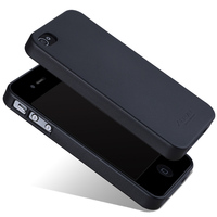 X-Level ultra thin tpu phone case for iphone 4, Matte Silky back cover for iphone 4S