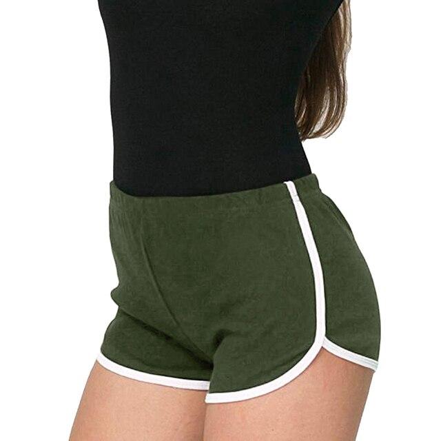 SHUJIN odzież sportowa luźne spodenki kobiet dorywczo Patchwork krótkie spodnie Sexy wysokiej talii spodnie i spódnice lato czarny szorty Plus rozmiar 3XL