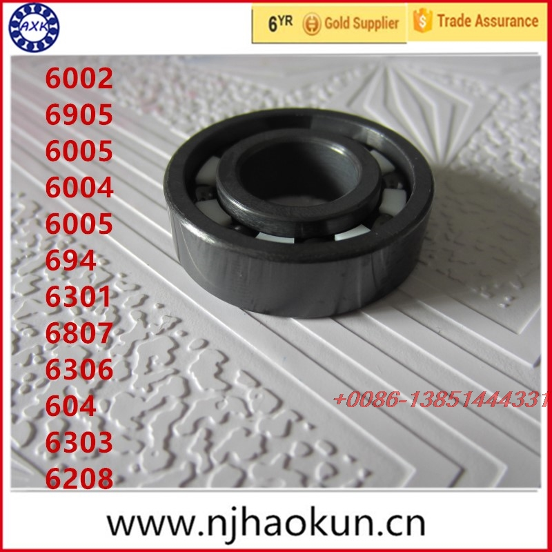 Free shipping 1pcs 6002 6905 6005 6004 6003 694 6301 6807 6306 604 6303 6208 full SI3N4 ceramic bearing бриджстоун дуэлер 694 в екатеринбурге