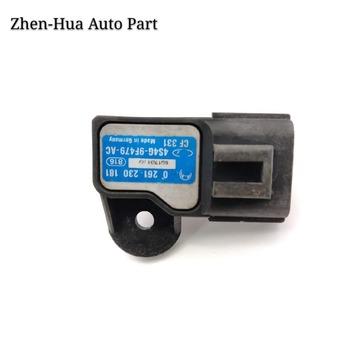 Wysokiej jakości czujnik MAP 0 261 230 181 0261230181 L30118211A L301-18-211A dla Mazda 3 5 6 MPV II MX-5 III 1 8 2 0 2 3 tanie i dobre opinie NoEnName_Null Czujnik Ciśnienia Powietrza dolotowego Typ warystora Indukcja magnetyczna Częstotliwość Sygnału Air Intake Pressure Sensor L301-18-211A