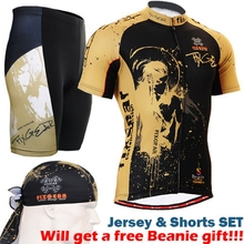 Life on Track Men's Woman's Short Sleeve Cycling Jersey Sets Breathable Full Zipper Bicycle Sportswear Cycling Sets Clothings