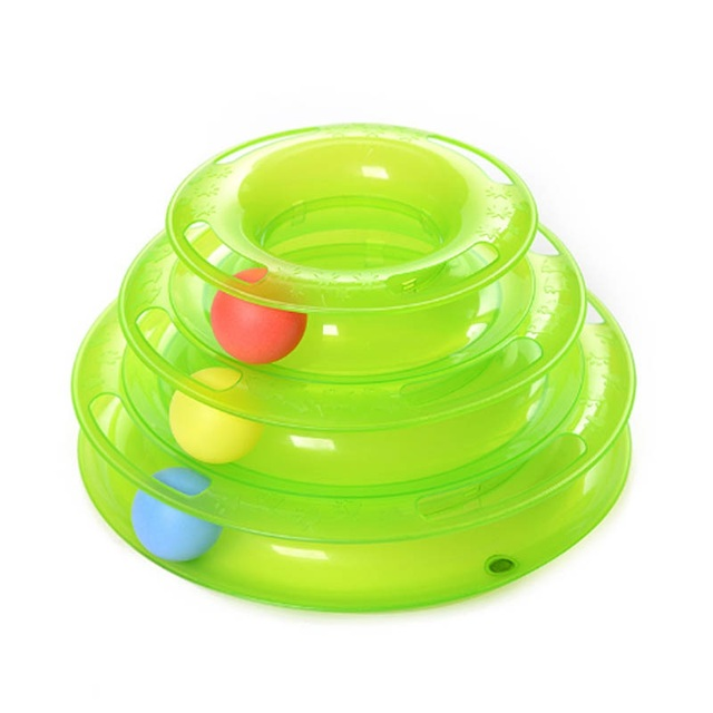 Triple Play Disc with Balls 1
