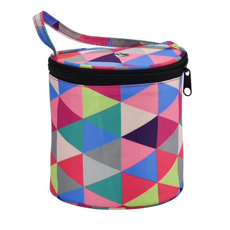 Knitting Bag Home Daily Storage Bag Wool Yarn Crochet Sewing Needle Handbag Weaving Tool Tote Yarn Storage