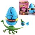 1PCS Big Size Magic Hatching Growing Dinosaur Eggs Fun Toy Children Kid Educational Novelty Gag Toys Funny Toys Gift
