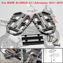 Для BMW R1200GS R1200 GS R 1200 GS 2013- CNC алюминиевые мотоциклетные заготовки широкие подножки педали подножки