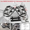 Para bmw r1200gs r1200 gs r 1200 gs 2013-2019 cnc alumínio billet motocicleta ampla pé pegs pedais resto footpegs