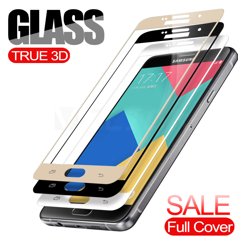VGCJOK 3D Tempered Glass on the For Samsung Galaxy S6 S7 A3 A5 A7 J5 J7 2016 2017 J510 J710 Screen Protector Protective GlassVGCJOK 3D Tempered Glass on the For Samsung Galaxy S6 S7 A3 A5 A7 J5 J7 2016 2017 J510 J710 Screen Protector Protective Glass