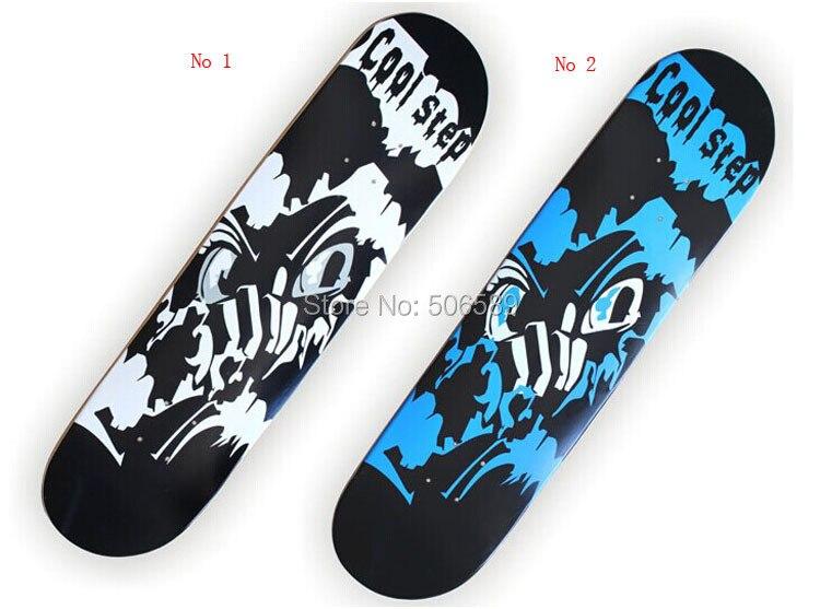 free shipping skateboard board rich golden 19.7x79cm 10 mm thick free shipping freeline board drift board limit board skateboard split slide