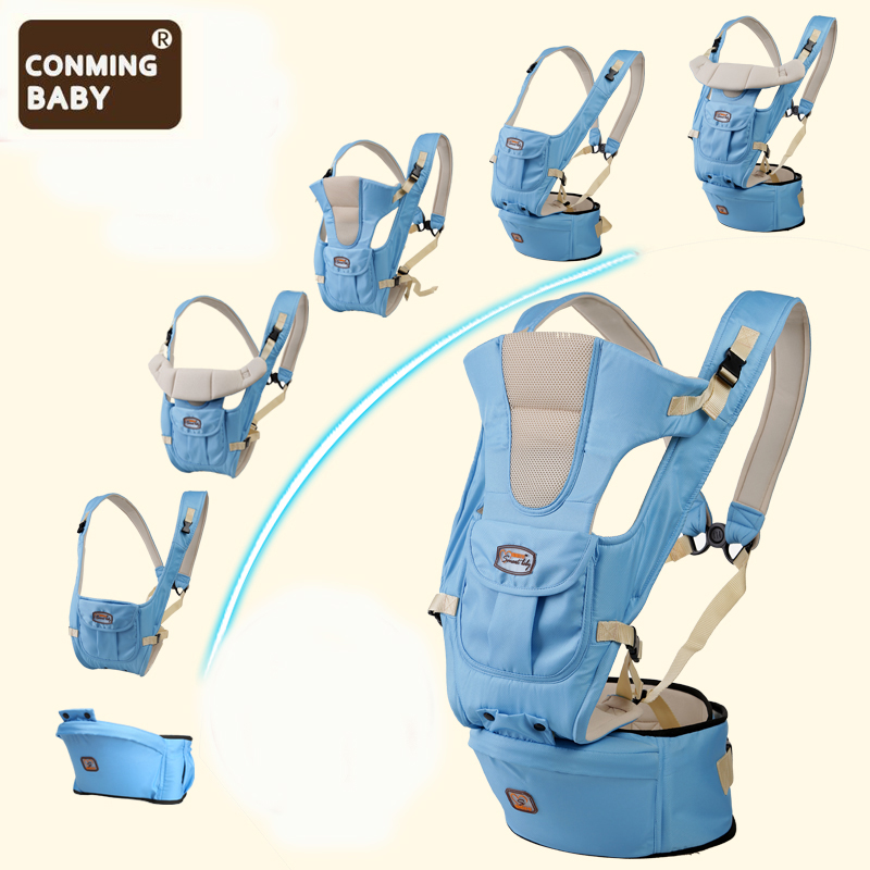 Conmingbaby 0-36 Months Front Facing Baby Carrier Ergonomic