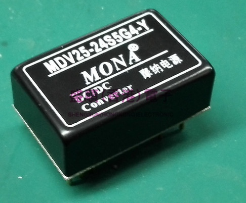 Power module MDV25-24S5G4-Y switching power supply / filter custom power supplyPower module MDV25-24S5G4-Y switching power supply / filter custom power supply