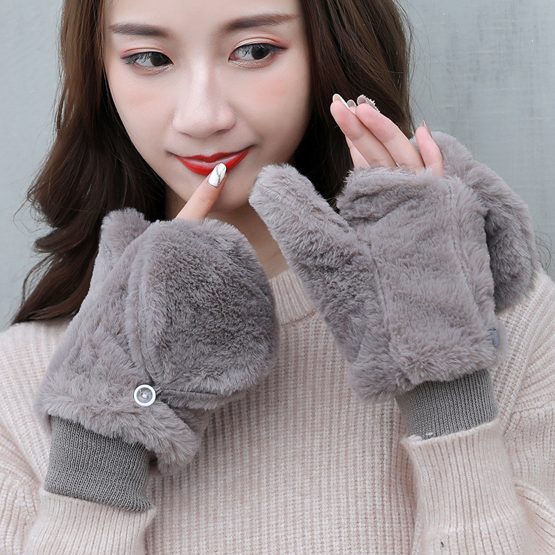 Winter Warm Women Mittens  Gloves