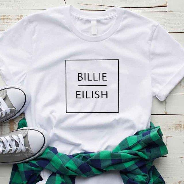 BILLIE EILISH T-SHIRT (6 VARIAN)