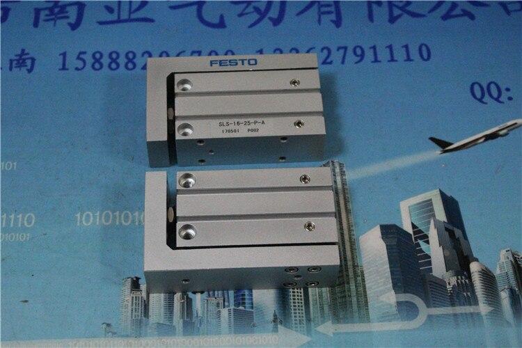 SLS-16-25-P-A SLS-16-30-P-A SLS-16-40-P-A SLS-16-50-P-A FESTO Slide cylinder Pneumatic components