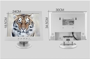 Top Grade Wholesale Pricing Touch Monitor 12 Inch POS Display LCD
