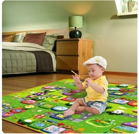 Outdoor Camping Mat Beach Moistureproof pad Non toxic Baby Play Mat