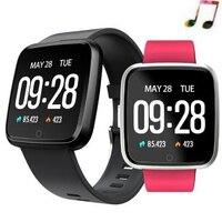 New Smart Watch Y7 smartwatch heart rate blood pressure sports watch relojes wearable devices smart bracelet